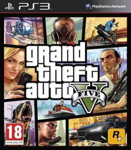 Descargar Grand Theft Auto V [MULTI][Region Free][FW 4.3x][DUPLEX] por Torrent